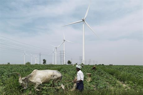Andhra Pradesh is curtailing wind generation to avoid paying tariffs (pic: LM Wind Power/Søren Niels)
