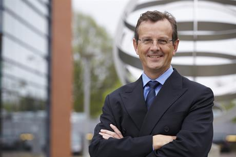 Andrew Hall (above) was replaced by Miguel Angel Lopez at Siemens Gamesa last October