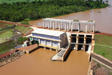 Small hydropower projects were the big winners in the recent auction  Credit: VW