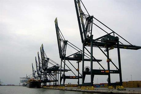 The turbines will be installed at the port of Antwerp