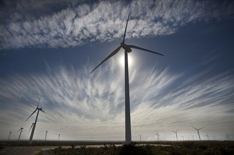 Argentina's wind market grew from 228MW to 640MW in 2018, making it one of the fastest growing wind markets in 2018 (pic: Genneia)