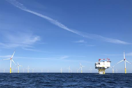 RWE Renewables can call on its experience at the 385MW Arkona site in the German Baltic Sea (pic: Eskil Eriksen / Equinor)
