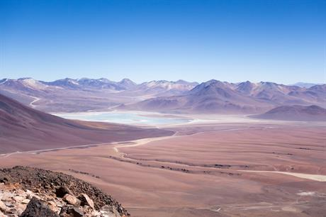 Horizonte will be built in the Atacama Desert in northern Chile (pic credit: Pixabay)