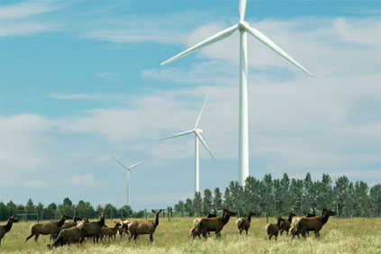 Suzlon's S82 turbine will be used in the Akal project