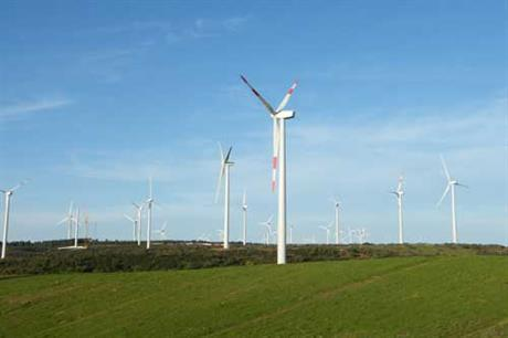 Sa Turrina Manna is Enel's largest Italian wind farm