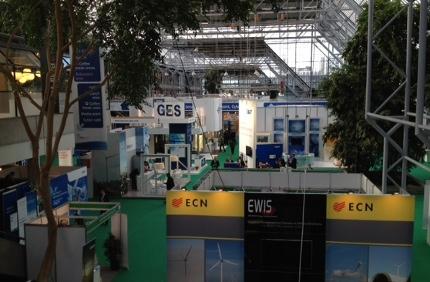 EWEA 2012 Day 2