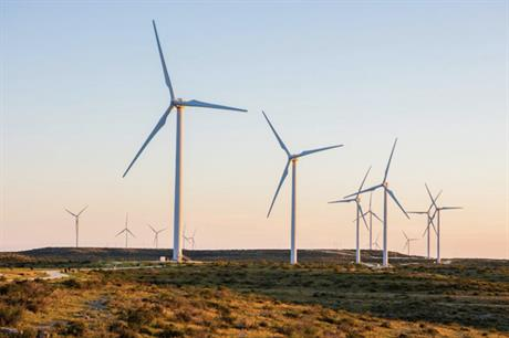 One of Ares Management Corporation's funds acquired the three Texan projects from developer BP Wind Energy in December 2018