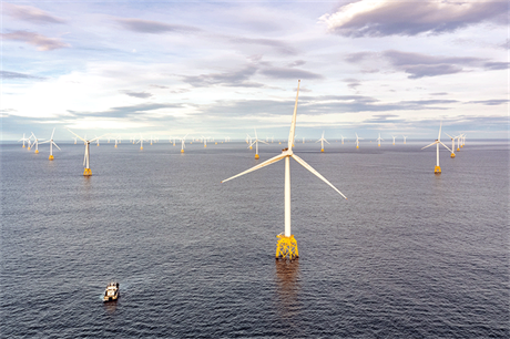 SSE combines offshore wind farms into 4.1GW mega-project