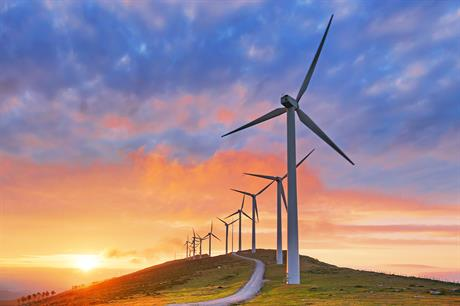 Uptake is using its predictive software on Berkshire Hathaway Energy's US wind fleet