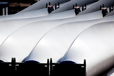 Vestas develops 'gamechanger' wind turbine blade recycling method