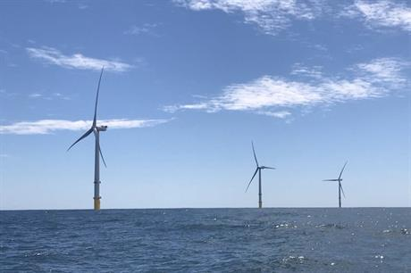 The UK currently has 11.9GW of operational offshore wind capacity, according to Windpower Intelligence, the research and data division of Windpower Monthly (pic credit: EDF)