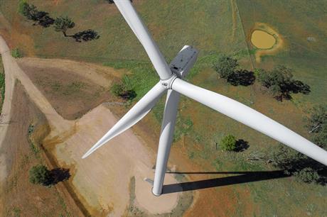 Wind surpasses hydro generation in Australia