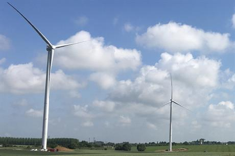 Increased production, including from the 24MW Mont de Bagny wind farm in France, pushed up Boralex's Q1 profits