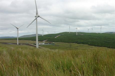 The portfolio includes the 39MW Sorne HIll project in Donegal