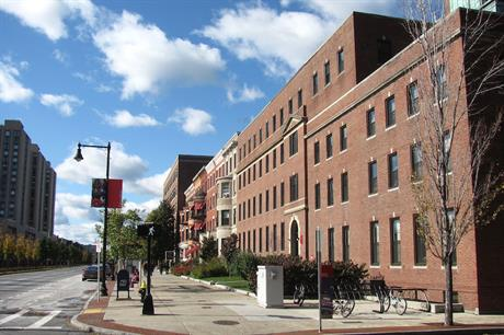 Boston University School of Education (pic credit: John Phelan)