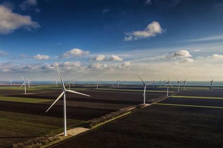 DTEK also operates the 200MW, two-phase Botievo wind farm (pic credit: Vyacheslav Sakhatsky)