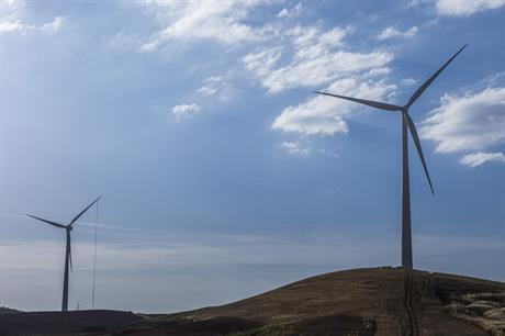 Over 20GW of wind capacity has been registered for the October reserve auction