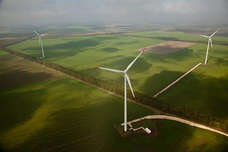 Enel has signed a new agreement to install wind capacity in Russia