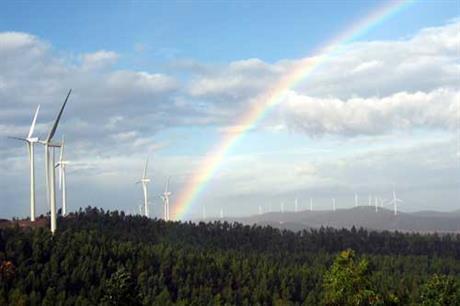 The 244MW El Andévalo wind farm