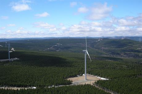 Vestas will service 632MW of Canadian wind assets for the project's life