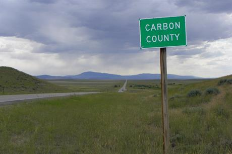 The Chokecherry and Sierra Madre wind energy project will be installed in Carbon Country, Wyoming (pic: J. Stephen Conn)
