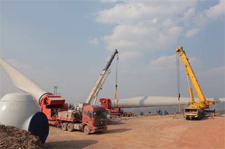 Renewables growth in China is expected to drive expansion globally (pic: CIMC)
