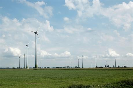 Nelja Energia's 39.1MW Ciuteliai wind farm in Lithuania
