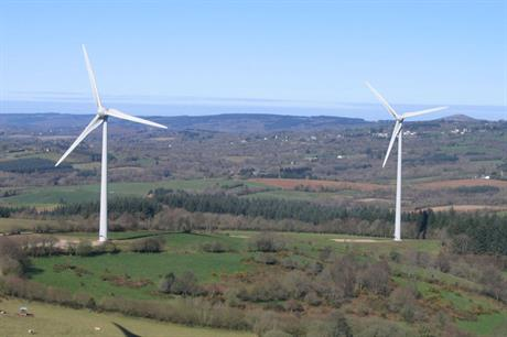 EGP's Collorec 8MW project in, Finistère, France