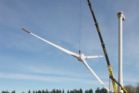 CWS services 1,800 turbines in Germany and northern Europe