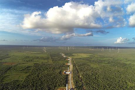 Casa dos Ventos said the proceeds will be used to develop part of its 15GW wind portfolio in Brazil