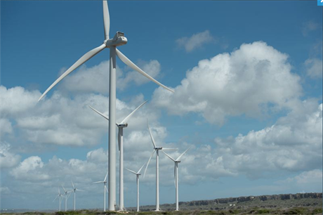 Curacao's third wind project will boost wind supply of the island's electricity consumption to over 30%