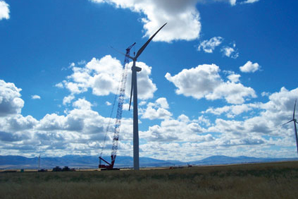 Idaho row has big implications for wind