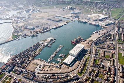 Hartlepool... Siemens to assemble offshore turbines