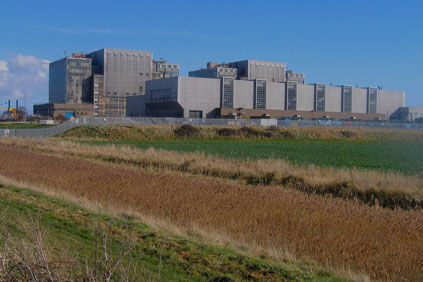 Bradwell-on-Sea's defunct nuclear power station