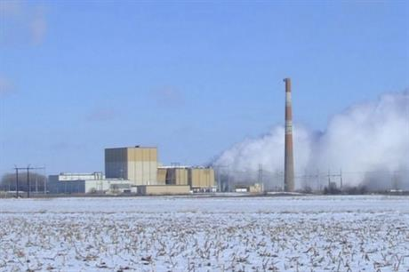 The Duane Arnold Energy Center in the east of Iowa (pic credit: Wikimedia Commons/AsNuke)
