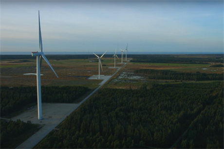 DTU's Osterild site has space for seven turbines, with calls for at least four more