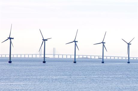 The proposal would remove individual projects in favour of offshore wind generation hubs far from shore (pic: Danish Energy Ministry)
