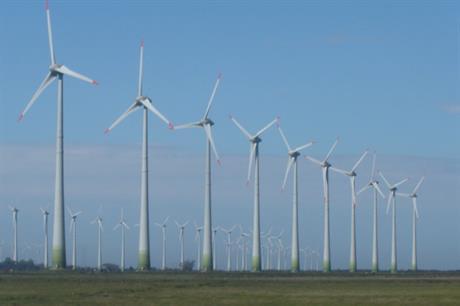 Desenvix owns one 34.5MW project in Brazil using Sinovel's 1.5MW turbine