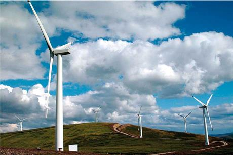 Very high winds drove Scotland's turbines to a record output on 7 August