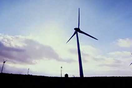 Burton Wold wind farm, England is part of the YEL portfolio