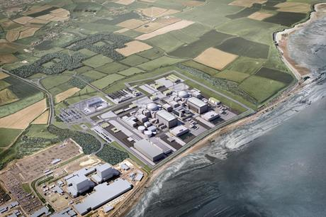 EDF is set to go ahead with the Hinkley Point C nuclear plant in Somerset, south-west England