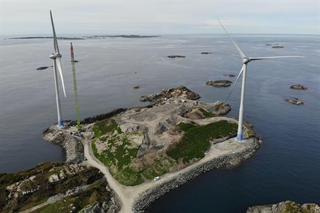 Norway's onshore wind future is now unclear beyond 2021 and the end of the green certificate programme (pic: Enercon)