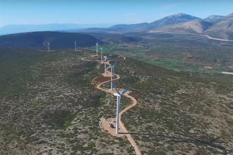 EREN Renewable Energy also has projects in Greece