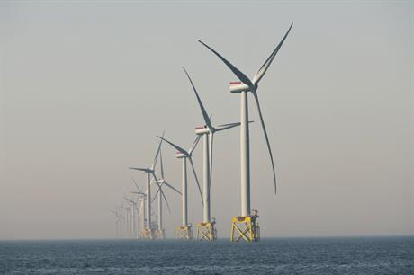 ScottishPower Renewables' 714MW East Anglia One project features 102 Siemens Gamesa SWT 7.0-154 turbines