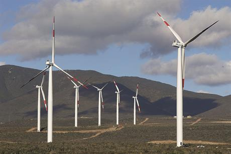 Wind turbines will supply around 40% of the 12,450GWh annually on offer at the tender