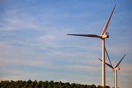 EGP España's new acquisitions were installed in 2008-10, using 2MW Gamesa (now SGRE) turbines