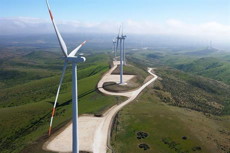 Enel has a renewables development pipeline of about 40GW