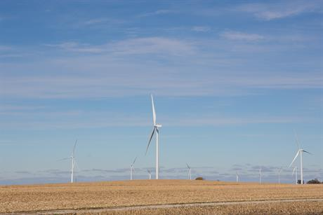 Increasing trade tariffs is adding to the cost of US wind (pic: Enel)