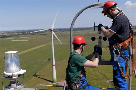 Enercon sheds jobs in Austria