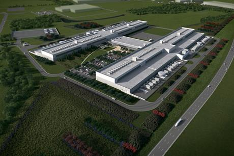 The Shannon project will power Facebook's data centre in Fort Worth, Texas